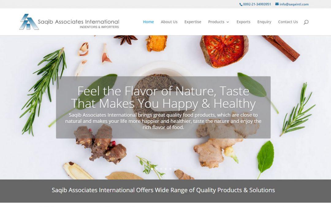 Saqib Associates International